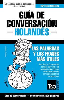 Guía de Conversación Español-Holandés y vocabulario temático de 3000 palabras Cover Image