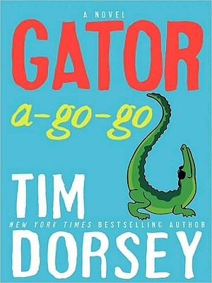 Gator A-Go-Go Cover Image