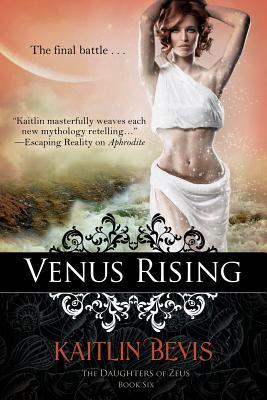 Venus Rising Cover Image