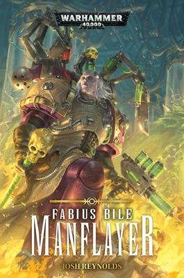 Fabius Bile: Manflayer  Cover Image