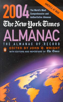 Cover for The New York Times Almanac 2004