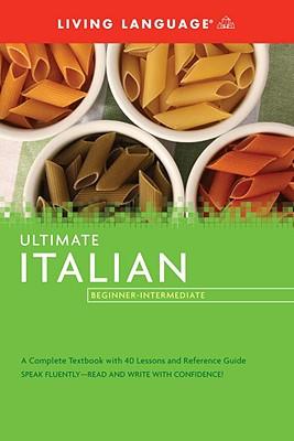 Ultimate Italian Beginner-Intermediate (Coursebook) (Ultimate Beginner-Intermediate) Cover Image