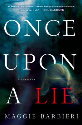 Once Upon a Lie Cover