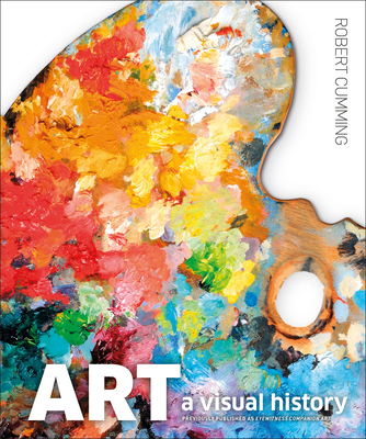 Art, Second Edition: A Visual History Cover Image
