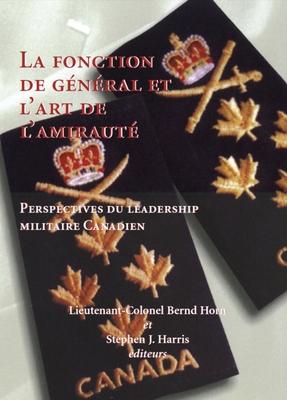 La Fonction de General Et l'Art de l'Amiraute Cover Image