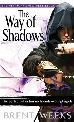 The Way of Shadows (Night Angel Trilogy #1) Cover Image