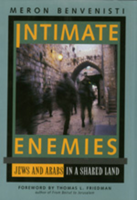 Cover for Intimate Enemies