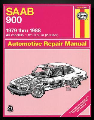 Saab 900, 1979-1988 (Haynes Manuals) Cover Image