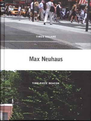 Cover for Max Neuhaus