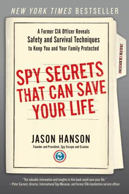 Spy Secrets That Can Save Your Life Cover
