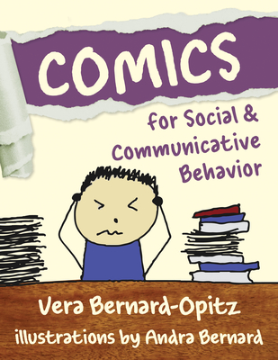 Comics for Social and Communicative Behavior Cover Image