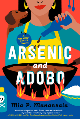 Arsenic and Adobo (A Tita Rosie's Kitchen Mystery #1) Cover Image