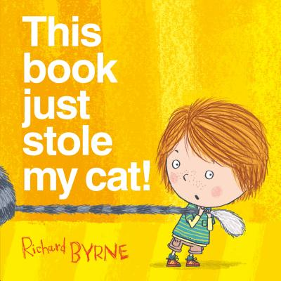 This book just stole my cat! Cover Image