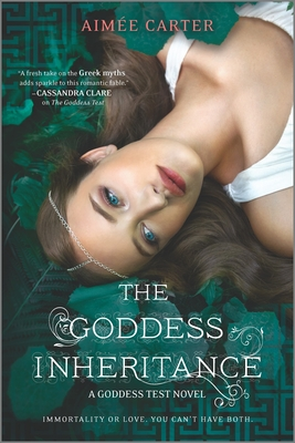 The Goddess Inheritance (Harlequin Teen) Cover Image