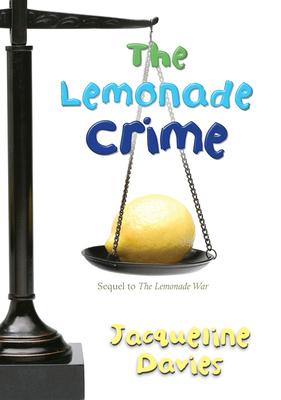 The Lemonade Crime Cover