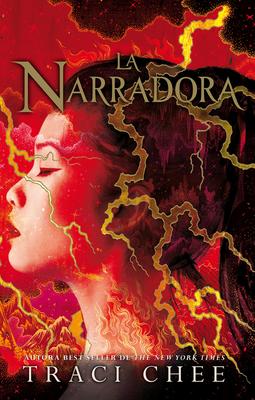 La narradora (Mar de tinta y oro) Cover Image