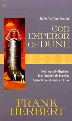 God Emperor of Dune (Dune Chronicles (Berkley Paperback) #4) Cover Image