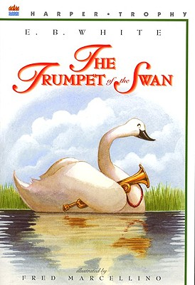 The Trumpet of the Swan Cover
