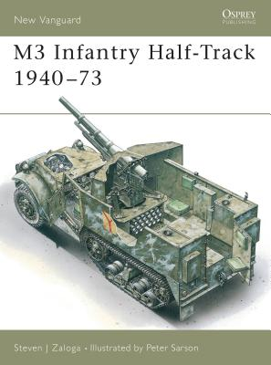 M3 Infantry Half-Track 1940 73 Cover