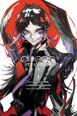Bungo Stray Dogs: Beast, Vol. 1 Cover Image