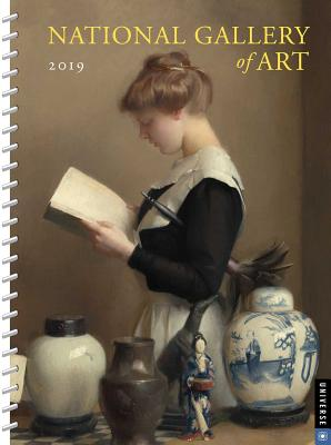 National Gallery of Art 2019 Engagement Calendar Cover Image