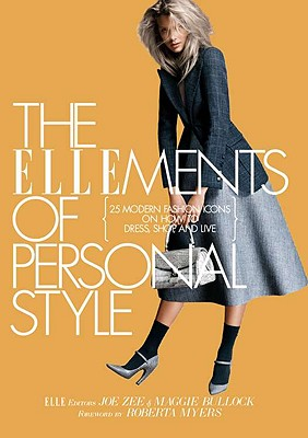 The ELLEments of Personal Style Cover