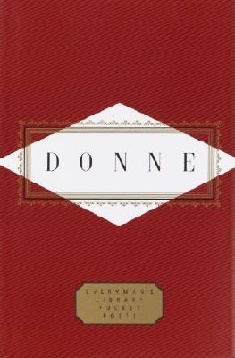 Donne: Poems (Everyman's Library Pocket Poets Series) Cover Image