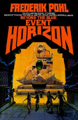 Cover for Beyond the Blue Event Horizon