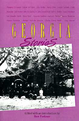 Cover for Georgia Stories