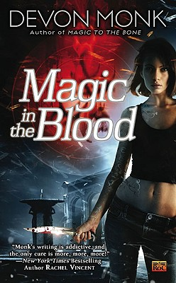 Magic in the Blood Cover