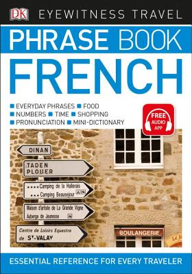 Eyewitness Travel Phrase Book French Cover Image