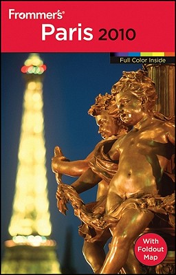 Frommer's Paris 2010 Cover
