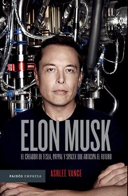 Elon Musk Cover Image