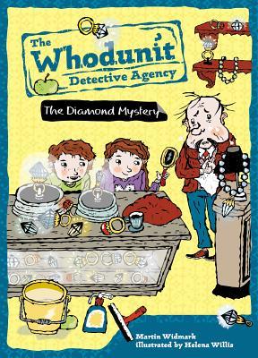 The Diamond Mystery Cover