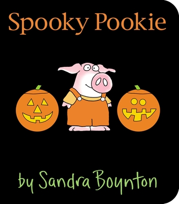 Spooky Pookie (Little Pookie) Cover Image