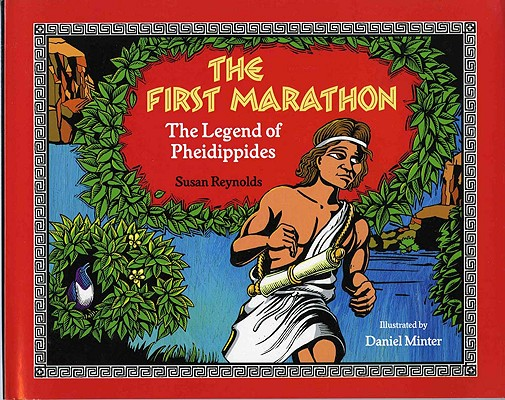 The First Marathon Cover