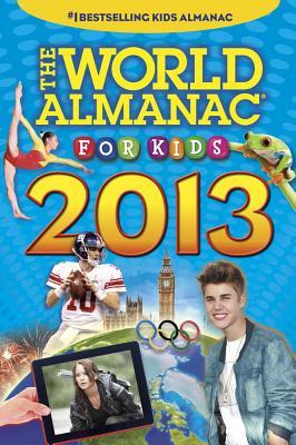 The World Almanac for Kids 2013 Cover
