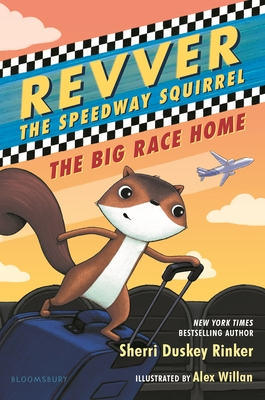 Revver the Speedway Squirrel: The Big Race Home Cover Image