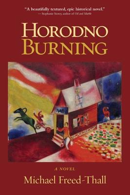 Horodno Burning Cover Image