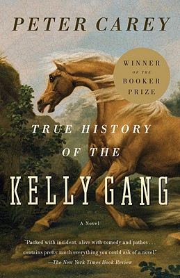True History of the Kelly Gang Cover Image