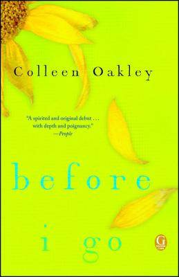 Before I Go: A Book Club Recommendation! Cover Image