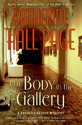 The Body in the Gallery: A Faith Fairchild Mystery Cover Image