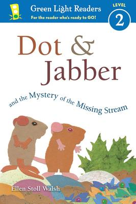 Dot & Jabber and the Mystery of the Missing Stream Cover Image