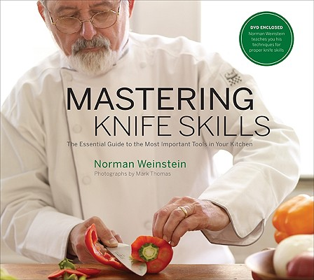Mastering Knife Skills Cover