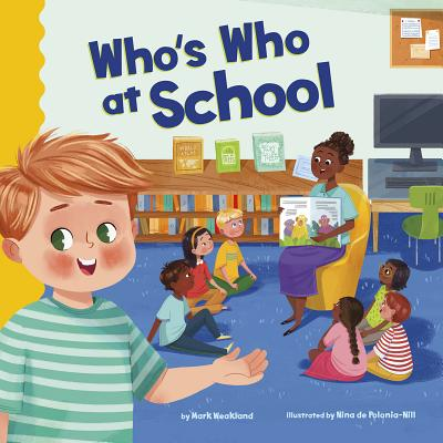 Who's Who at School (School Rules) Cover Image