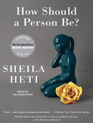 How Should a Person Be? Cover Image