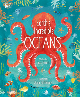Earth's Incredible Oceans Cover Image