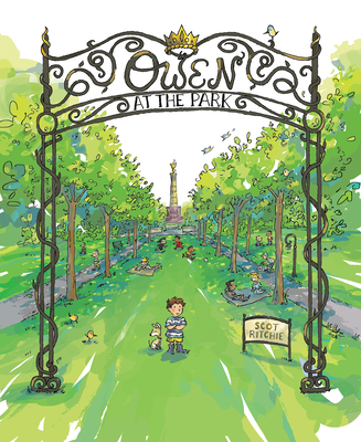 Owen at the Park Cover Image