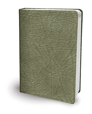 The Message Sage Bonded Leather Cover Image