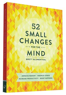 52 Small Changes for the Mind Cover